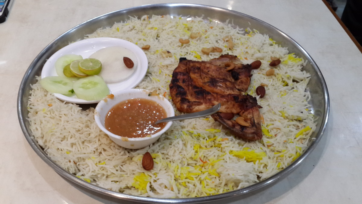 Best places in hyderabad for mandi khabsa palate journals if you have read articles and posts discussing arabic cuisine viz mandi and khabsa but dont have an idea on where to go and what to order this article forumfinder Choice Image