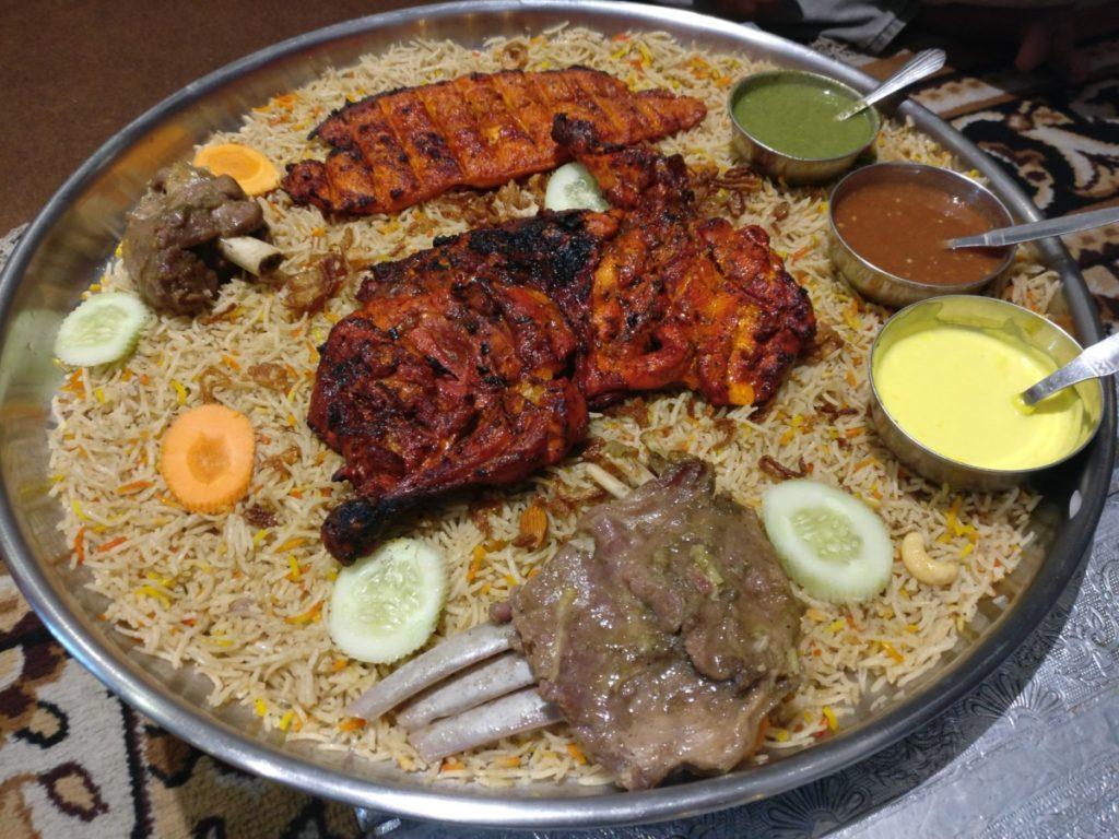 Mandi 36 Arabian Kitchen Palate Journals
