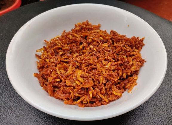 Fried Onions (Crushed)